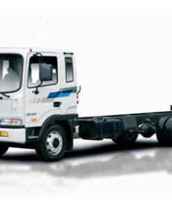 Xe Tải Hyundai 3T5 thùng dài