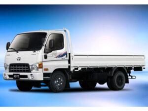 Xe Tải Hyundai 3T5 thùng dài mui kín