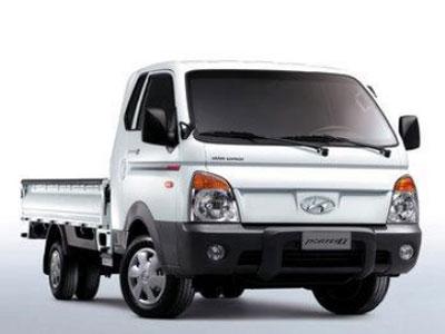 Xe Tải Hyundai 3T5 thùng mui kín